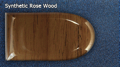 Отделка Synthetic Rose Wood салона