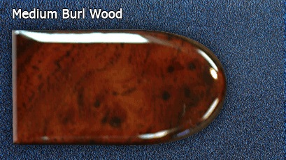 Отделка Medium Burl Wood салона