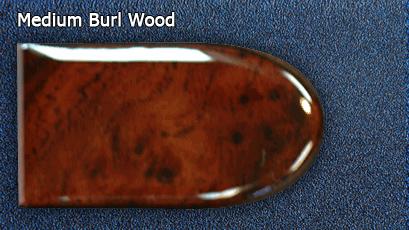 Отделка Medium Burl Wood салона