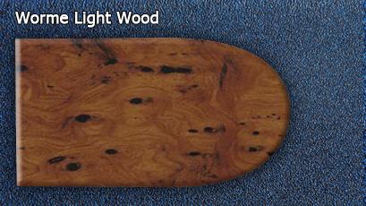 Отделка Worme Light Wood салона