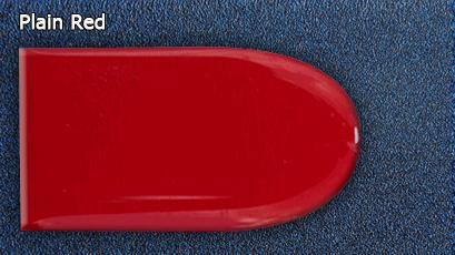 Отделка Plain Red салона