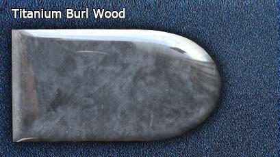 Отделка Titanium Burl Wood салона