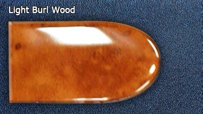 Отделка Light Burl Wood салона