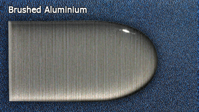 Отделка Brushed Aluminium салона