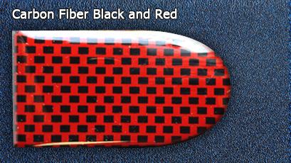 Отделка Carbon Fiber Black and Red салона