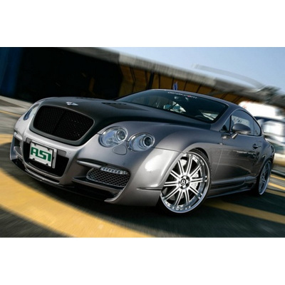 Тюнинг ASI на BENTLEY CONTINENTAL GT