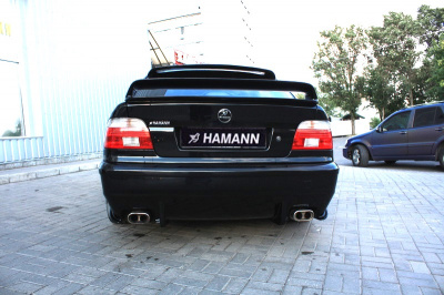 BMW 5 E39 (95-03) Обвес HAMANN BULLITCOMPETITION
