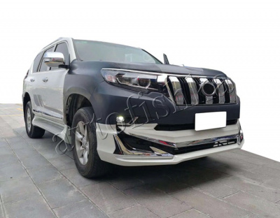 Toyota Land Cruiser Prado 150 (17-) обвес тюнинг MODELLISTA