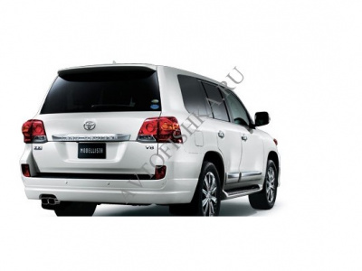 Toyota LAND CRUISER 200 (07-11) Обвес MODELLISTA