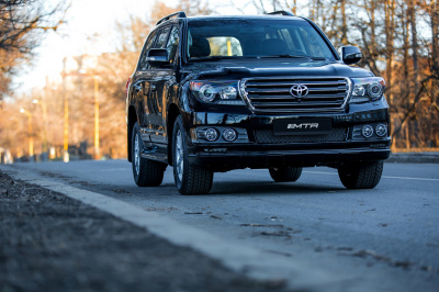 Toyota Land Cruiser 200 2012 – 2015 Тюнинг комплект Alterego