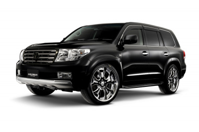 Toyota LAND CRUISER 200 (07-11) Обвес Goldman DAMD