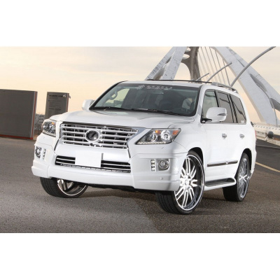 Обвес Double Eight для тюнинга Lexus LX 570